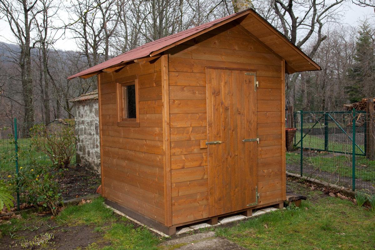 Casette da giardino bippierre - Casette in legno per giardino ...